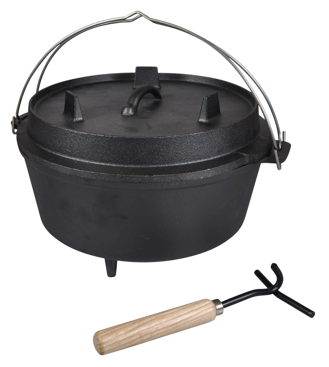 Dutch Oven 6,5l / 12 Zoll
